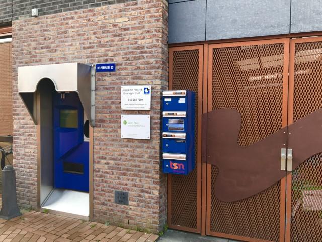 Diëtistenpraktijk Helpman Groningen - Carin Pool (entree)