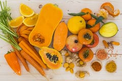 orange-vegetables-fruit-selection-coloured-48674006